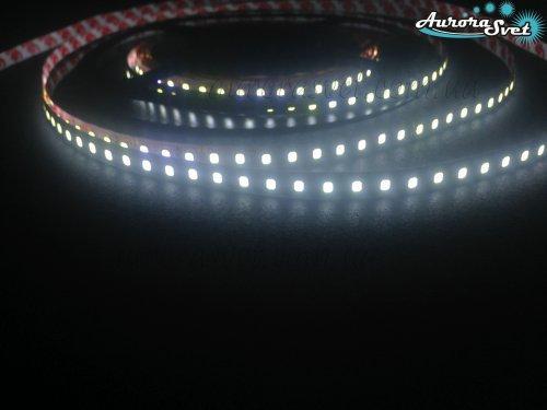 Светодиодная LED лента Premium SMD 2835 IP20 нейтральный белый led/m 120pcs