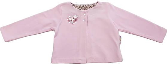 Платье + болеро+ повязка  ТМ Фламинго  размер 74 , фото 3