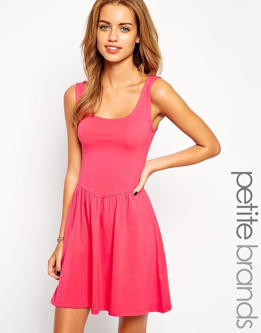 Розовое платье New Look