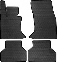 Резиновые коврики для BMW 5 (E60) 2003-2010 (STINGRAY)