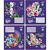 Тетрадь Kite My Little Pony 18 листов клетка LP17-236