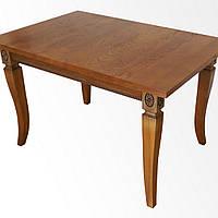 Элегантный кухонный стол с резьбой. Итальянский дизайн