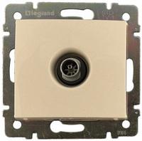 6deca7152369 Механизм розетки TV простой 2400МГц 1.5dB слоновая кость Legrand Valena  774329