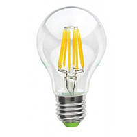 LED лампа LEDEX filament 10W, A60 E27
