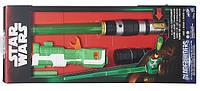 Набор меч и бластер Звёздные Войны, свет, звук!  Star Wars BladeBuilders BlastTech Lightsaber Оригинал из США, фото 1