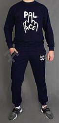 Мужской спортивный костюм Palace синего цыета