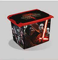 Ящик Star Wars для игрушек 20,5 литров Keeeper