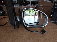 Зеркало прав электр 7 пинов хетчбэк VW Golf V 2003-2008