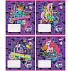 Тетрадь Kite My Little Pony 18 листов линия LP17-237