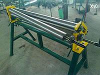 Вальцы ручные для изготовления труб и элементов водосточной системы