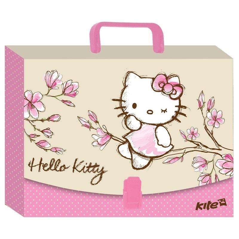 Портфель-коробка Hello Kitty HK17-209