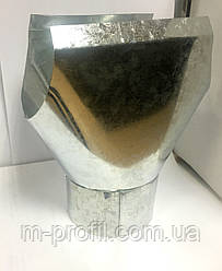 Воронка Zn (для желоба 125мм)малая