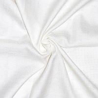 Канва для вышивания, цвет белый, мелкая клеточка
