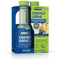 Усилитель мощности бензинового двигателя XADO Atomex Energy Drive (Gasoline) 250мл
