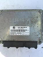 Блок управления двигателем 1.6 8V 047906030N sk Skoda Octavia Tour 1996-2010