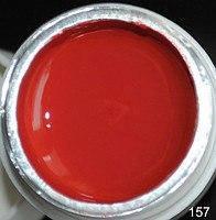 Цветной гель (гель-краска) СОСО №157