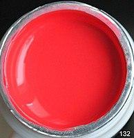 Цветной гель (гель-краска) СОСО №132