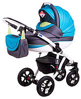 Детская коляска универсальная 2 в 1 «Avila» 29P Adamex