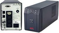 Источник бесперебойного питания APC Smart-UPS SC 620VA (SC620I) комиссионный товар