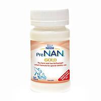 Жидкая молочная смесь Nestle Pre Nan Gold с рождения, 90 мл NAN 1000218