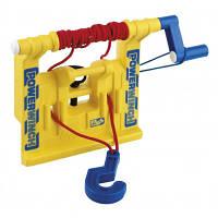 Rolly toys Trac Лебедка 409006 желтая