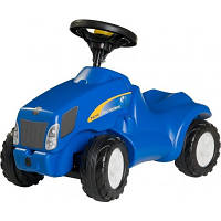 Rolly minitrac Каталка-трактор 132089 New Holland T6010 синий