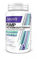 Pump Pre-Workout Formula OstroVit 300 грамм (срок до 07.17) orange/апельсин