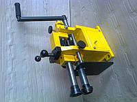 Зиговочная машина ручная и механическая из инструментальной стали