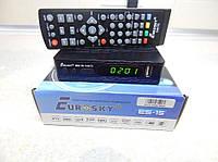 Цифровой эфирный ресивер Eurosky ES-15 Internet DVB-T2