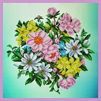 Набор для вышивания бисером Садовые цветы