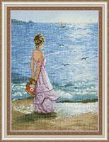 Набор для вышивания крестом На берегу