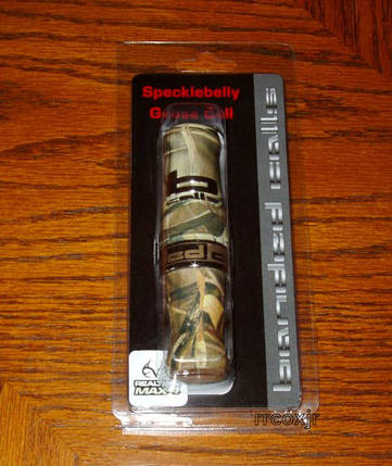 Манок на гуся BANDED CALLS SPECKLEBELLY GOOSE CALL, фото 2