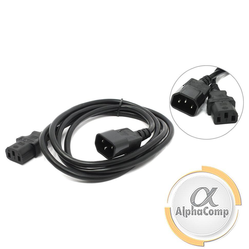 Кабель питания 220V UPS (удлинитель кабеля питания) 3 м