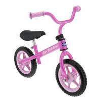 Беговел Balance Bike Pink Arrow