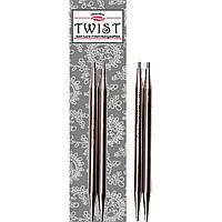 Съёмные укороченные спицы №3.75 ChiaoGoo Twist Lace
