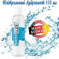 Лубрикант без аромата Смазка с антисептиком на водной основе гель 150 ml Оригинал Waterglide