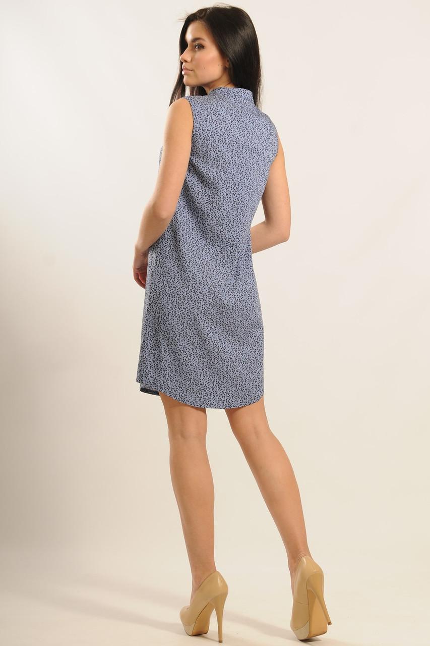 f853441b5567c57 Платье-рубашка Лайм-Джинс Ri Mari принт листики: продажа, цена в ...