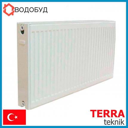 Радиатор стальной TERRA Teknik  22K 500x400 , фото 2