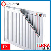 Радиатор стальной TERRA teknik тип 22 500х1400 нижнее подключение (Турция)