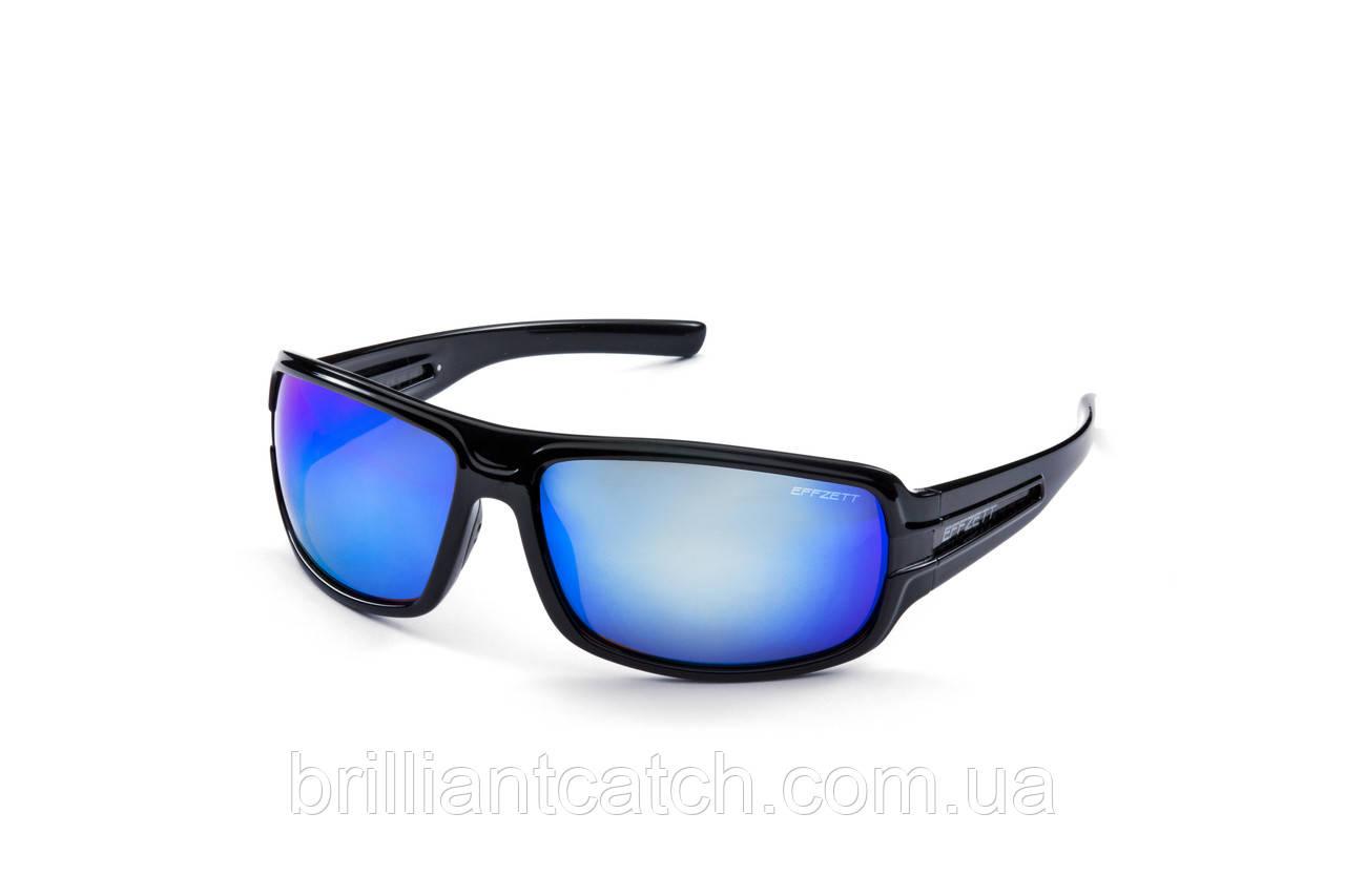 Очки DAM Effzett Clearview Sunglasses BLUE REVO
