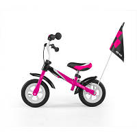 Milly Mally Беговел Dragon Deluxe цвет: Pink