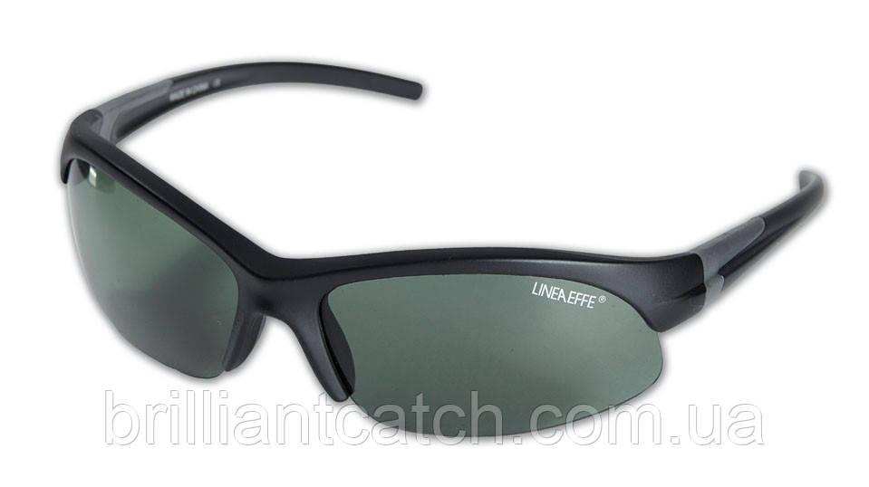 Очки Lineaeffe поляризационные №9800005 (серые линзы)