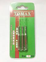 Алмазная корончатая фреза (коронка),TOMAX (томакс), 4мм