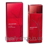 Armand Basi In Red Eau de Parfum edp 100 ml. женский