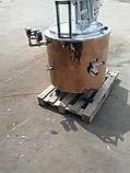 Котел варочный сыроварня  кпэ-100, фото 4