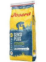 Josera SensiPlus 15 кг -  Гипоаллергенный корм для собак (утка и рис)