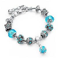 Браслет Pandora (blue)
