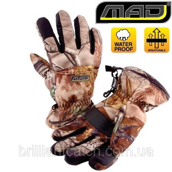 Перчатки DAM MAD Guardian Pro Gloves  L цвет- camou(real tree)