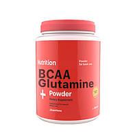 BCAA + Glutamine Powder 236 g (bcaa)