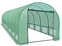 Теплица садовая фолиевая 3x6x2м